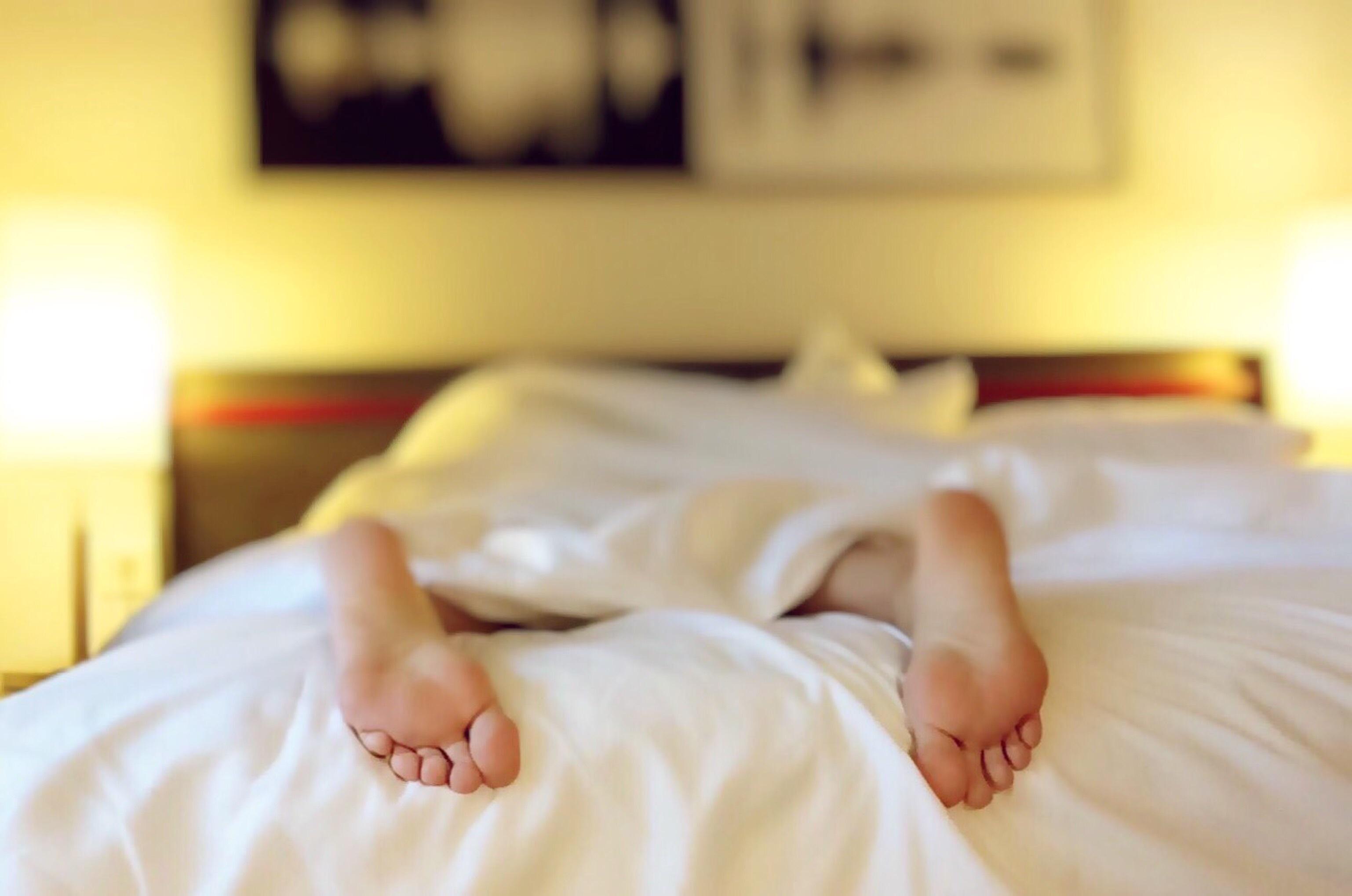 spiaca-osoba